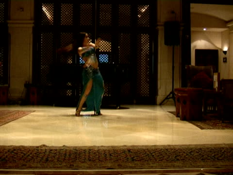 belly dancer - belly dancing stock videos and b-roll footage