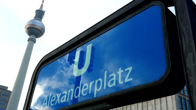 Berlin Alexanderplatz, Time Lapse video
