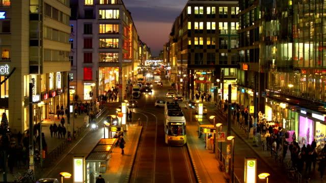 Berlin City, Realtime video