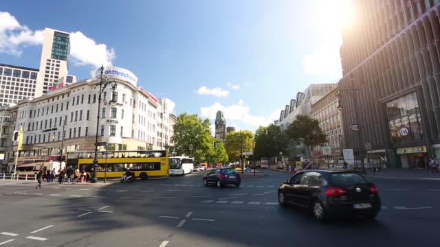 ベルリン・クルフュルステンダム、タイムラプス ビデオ