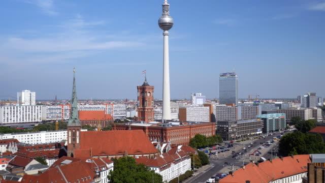Berlin Mitte Skyline video
