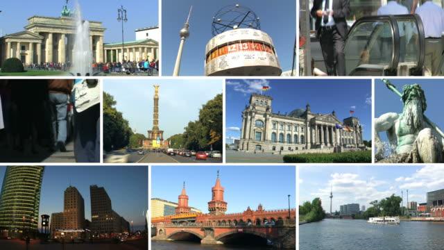 Berlin - Montage video