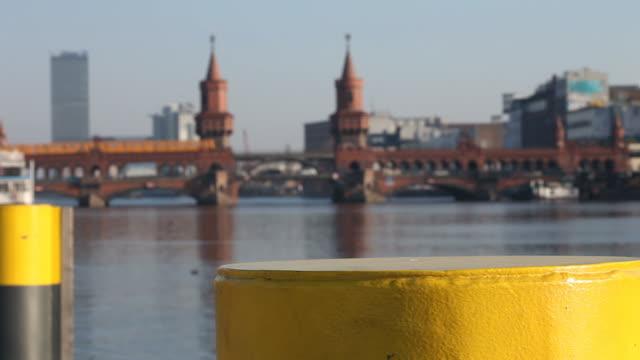 Berlin Oberbaumbrücke video