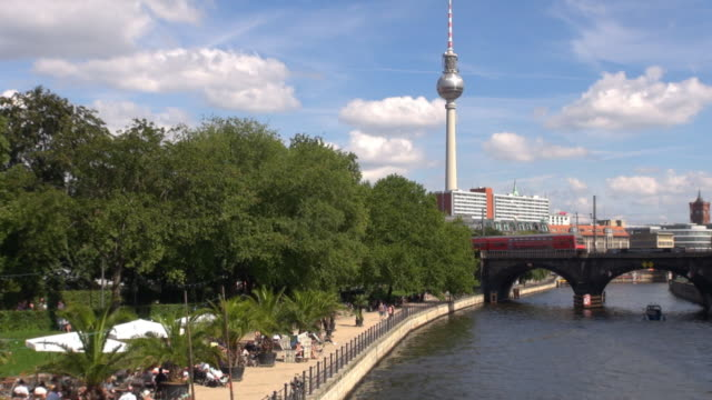 Berlin Postcard Intro video