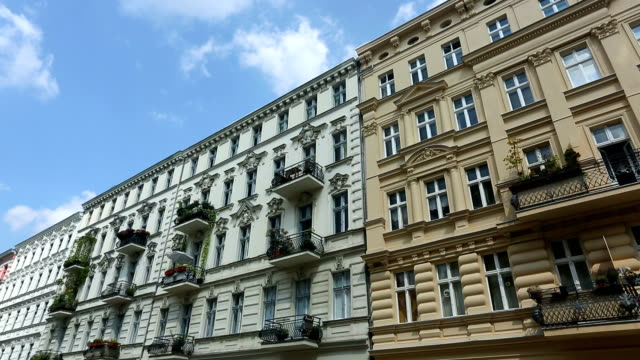 Berlin, Prenzlauer Berg - Time Lapse video