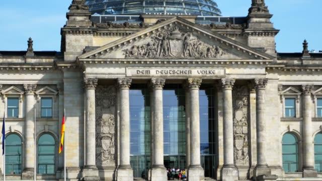 Berlin Reichstag Building video