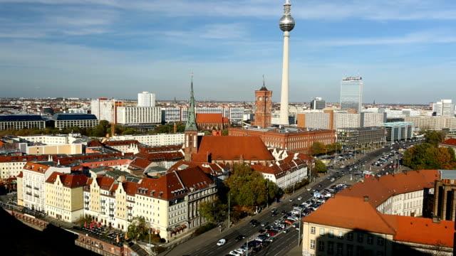 Berlin Skyline, Realtime video