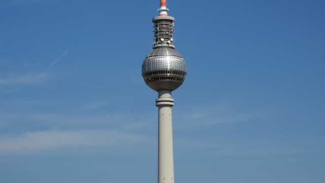 Berlin Television Tower video