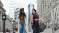 istock Best friends exploring international city 1224263319