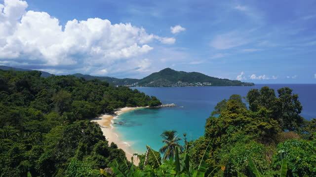 最高の観光シュノーケリング, 熱帯, ビーチ, 水中, 夏, シュノーケル, 旅行 - サムイ島点の映像素材/bロール