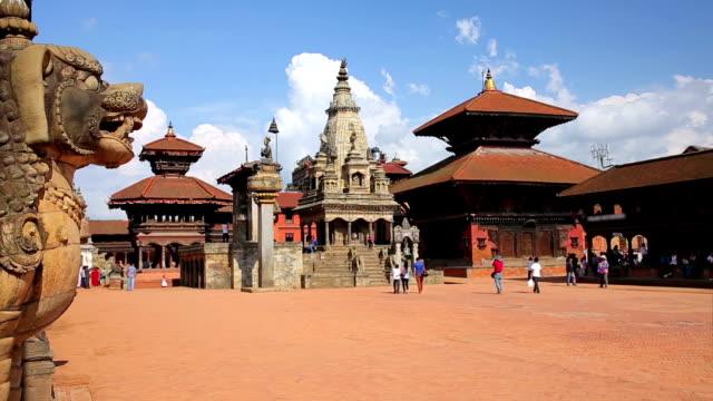 Bhaktapur Durbar Square, Kathmandu, Nepal video