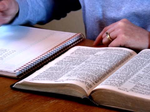 PAL: Bible Study-Taking Notes video