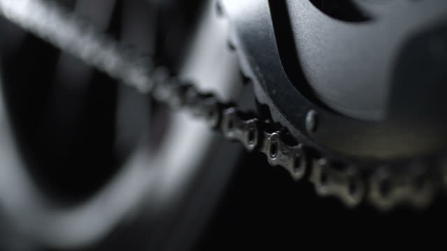bicycle equipment ar derailleur on a mountain bike in motion close-up wheel stock videos & royalty-free footage