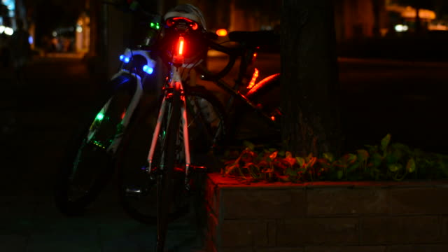 Bicycle light video