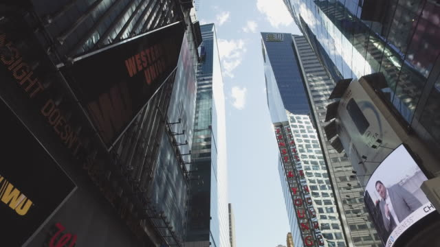 stockvideo's en b-roll-footage met fiets pov: madison square garden, ny city - stabilized shot