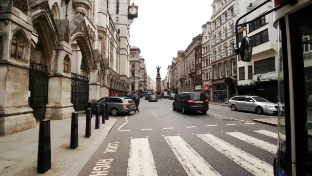 Fahrradtour durch London die Strand Road – Video