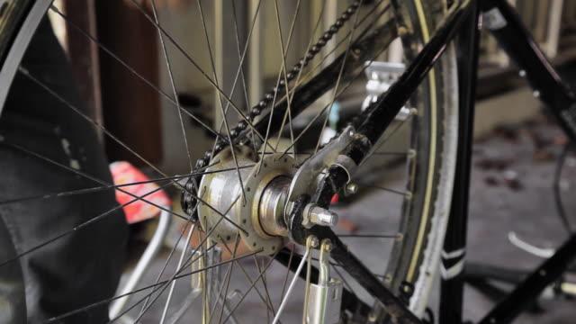 Bicicleta de servicio - vídeo