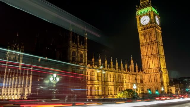 Big Ben Houses of Parliament_tl3 video