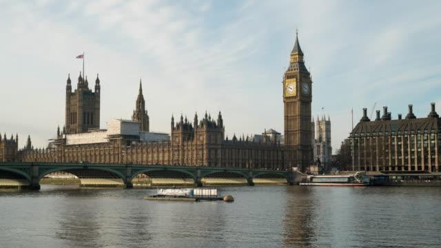Big Ben in London. video