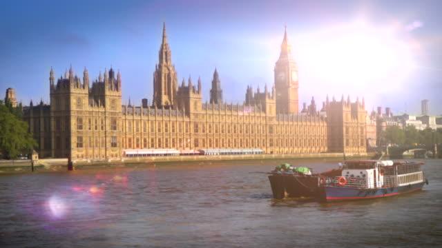 Big Ben, London. HD video