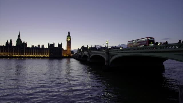Big Ben, Westminster Bridge video