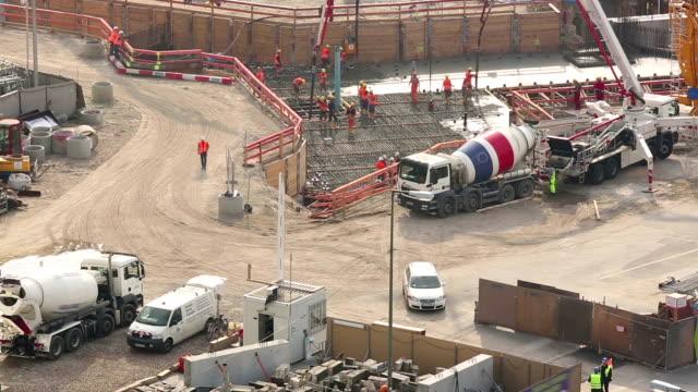Big Construction Site video