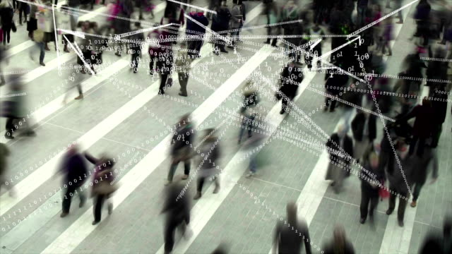 Big data - information being collected from mobile devices. video