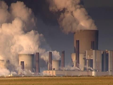 big power plant ntsc - klip uzunluğu stok videoları ve detay görüntü çekimi