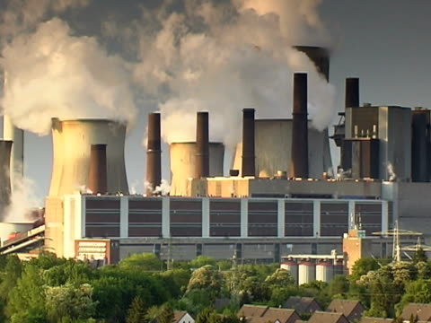 big power plant PAL video