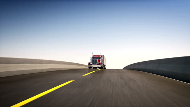 Big Rig drive by video