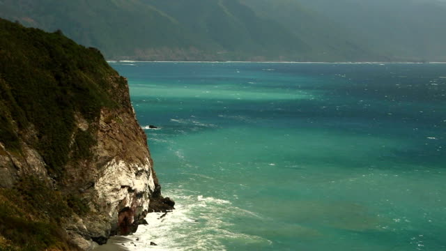 Big Sur: Beautiful California Coastline video