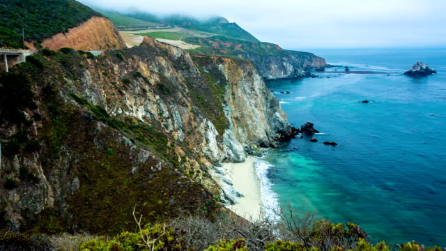Big Sur Coastline California video