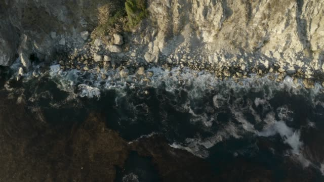 Big Sur Drone at Ragged Point California video