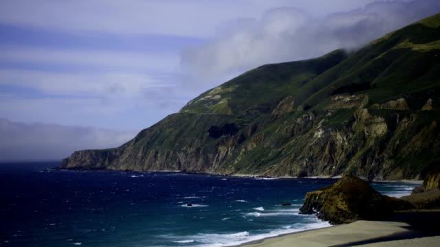 Big Sur time lapse video