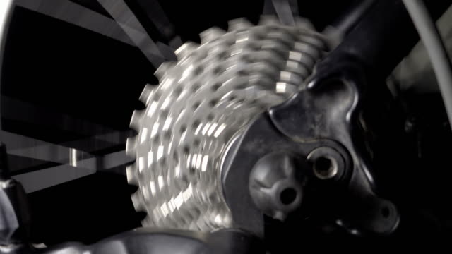 Bike gear video
