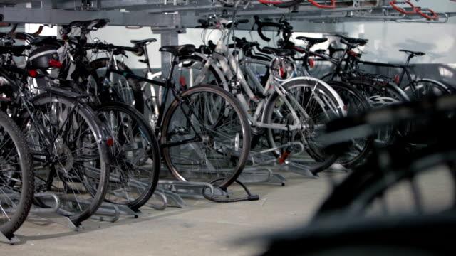 Bike lock video