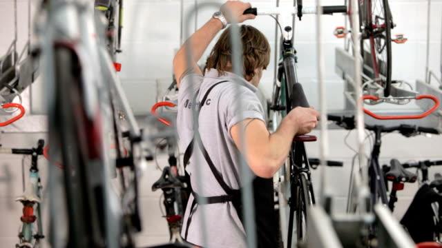 Bike rack video