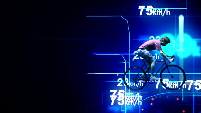 bike speed virtual reality video