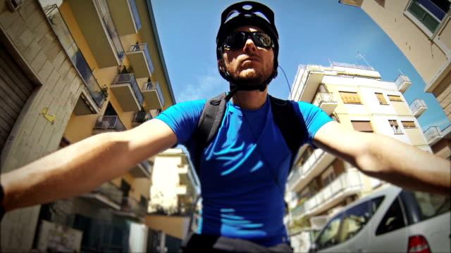 Bike Video: biker view video