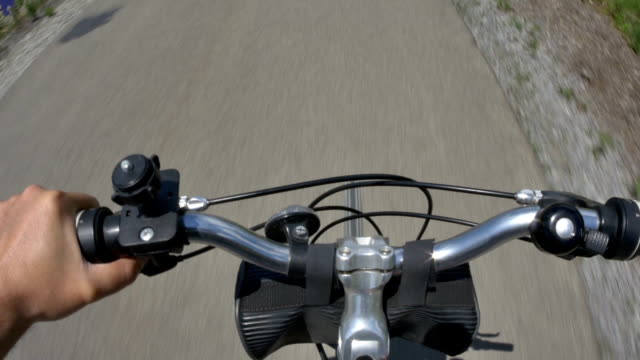 Biker POV video