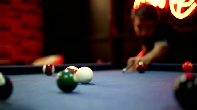 Billiard balls snooker
