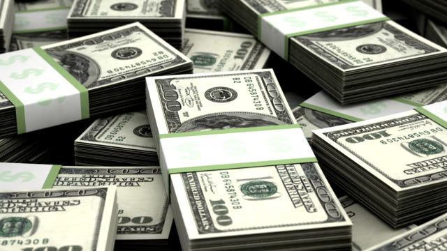 Billion Dollar Billion Dollar (seamless) us paper currency stock videos & royalty-free footage