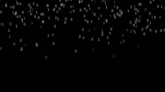 binärt bakgrunder - binär kod bildbanksvideor och videomaterial från bakom kulisserna