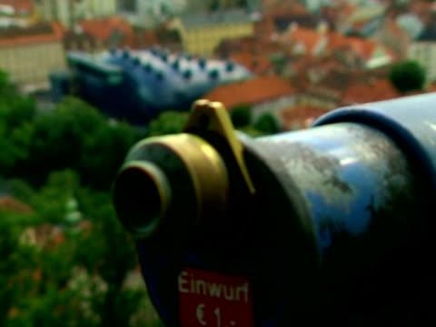 binocular - styria stok videoları ve detay görüntü çekimi