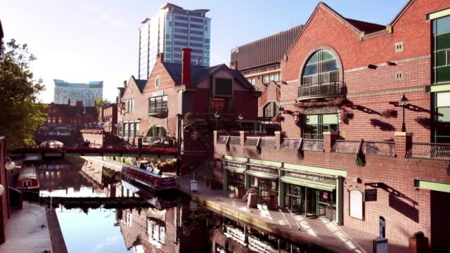 Birmingham Canal video