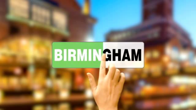 Birmingham - Hand Touching