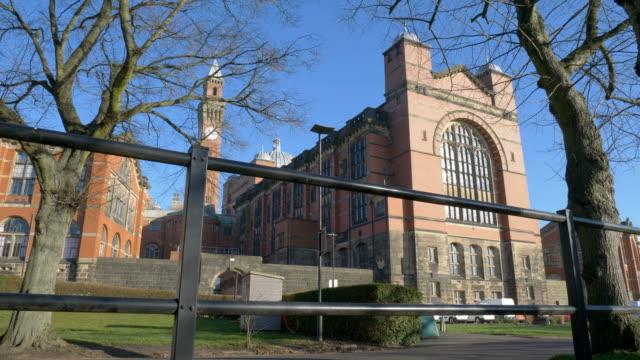 Birmingham University - The Great Hall. - vídeo