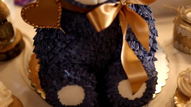 Birthday Bear Cake video