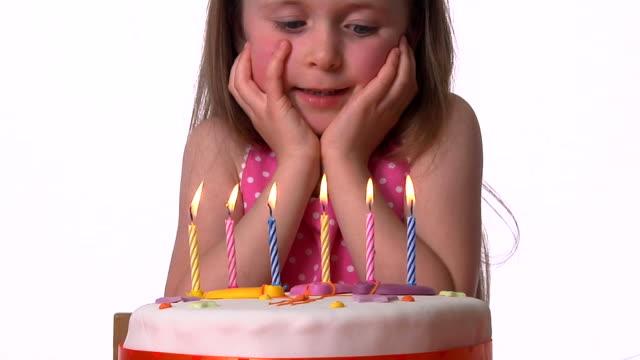 Gâteau d'anniversaire - Vidéo