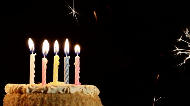 Birthday Cake video